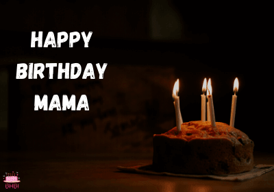 Cake Image of Happy Birthday mother