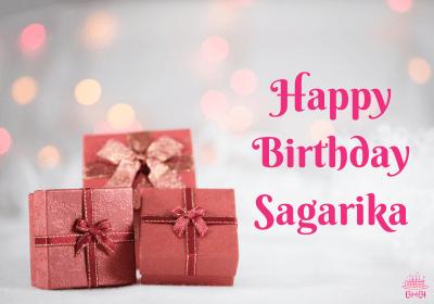 Happy Birthday Sagarika Image