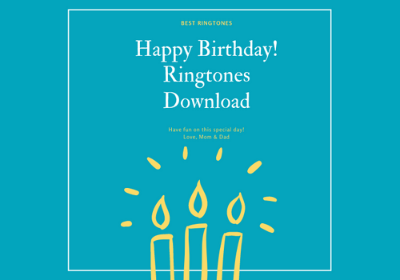 Happy Birthday Ringtone Download