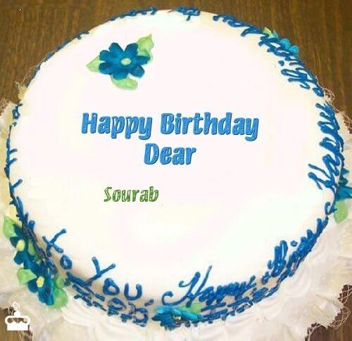 Happy Birthday Sourab