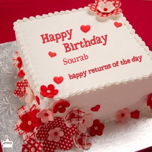 Sourab Birthday Images