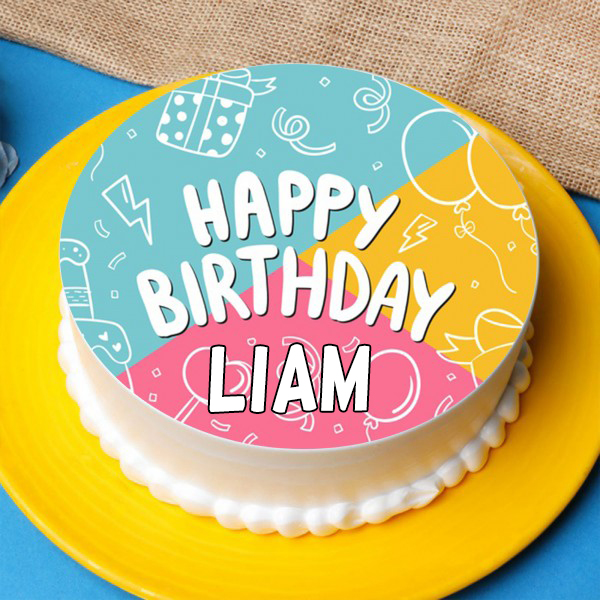 Birthday Liam