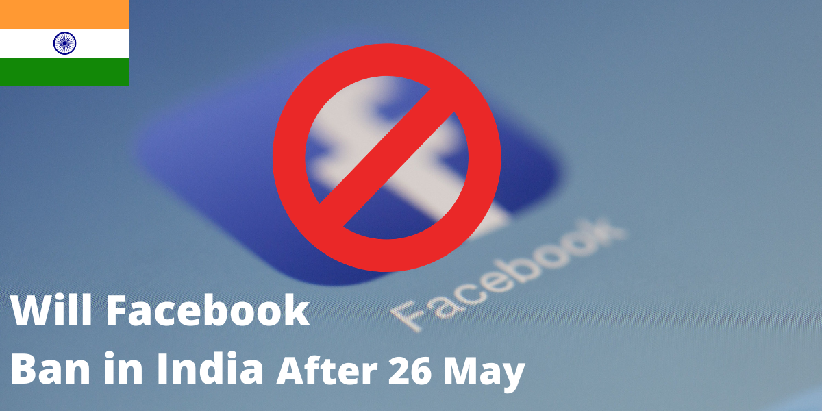 Will Facebook Ban in India